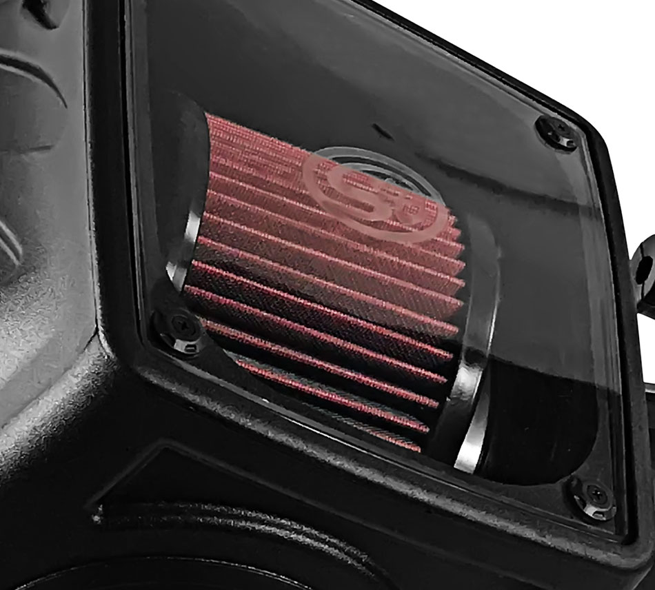 Best Cold Air Intake for 2017-2019 Chevy Colorado / GMC Canyon 3.6L