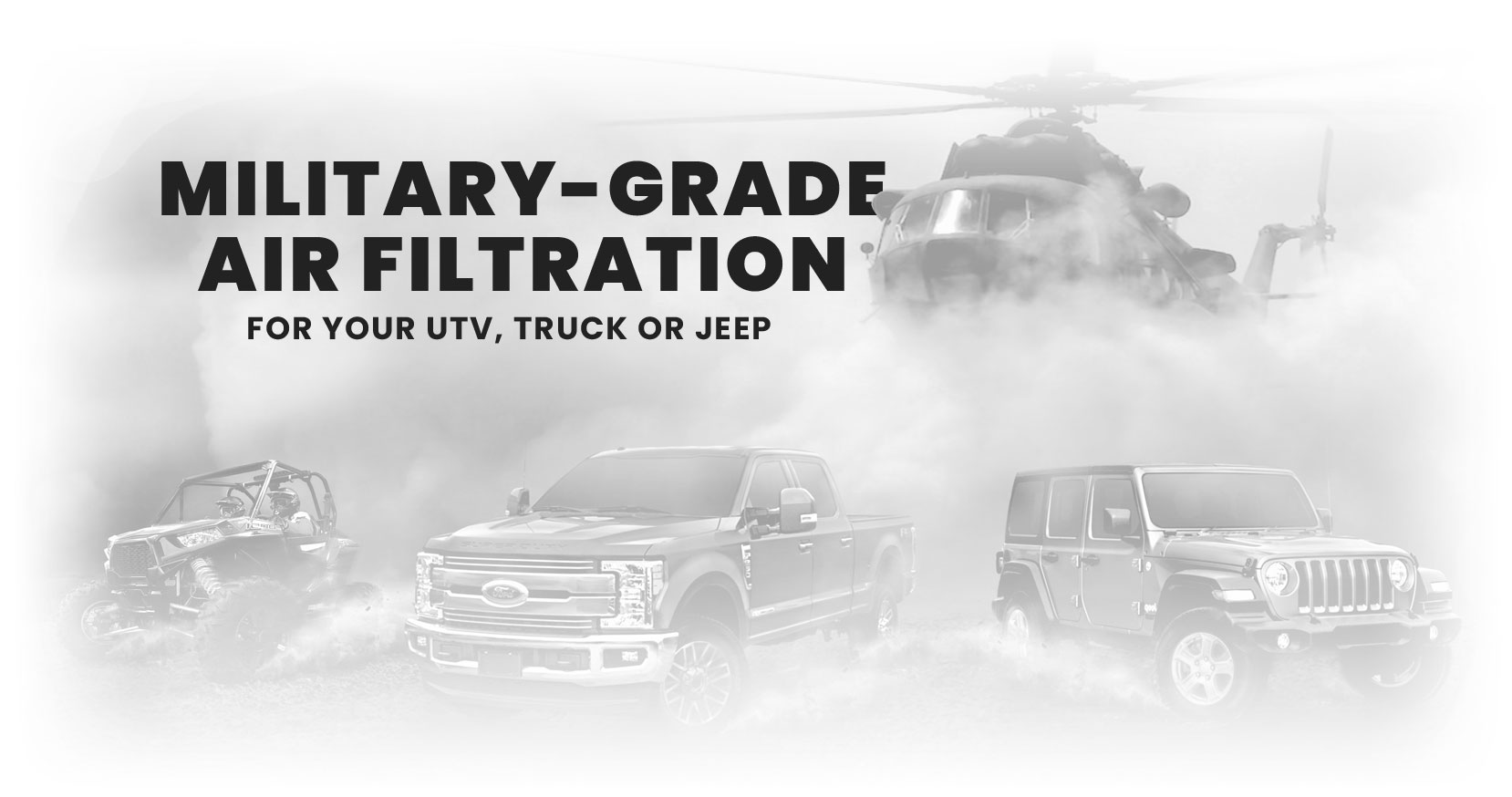 Best Air Filtration System For Your Utv Truck Or Jeep 1978 Ford F 150 Starting Wiring Diagram Helmet Accessories