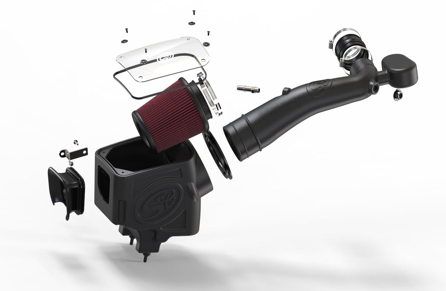Cold Air Intake Kits Engineered To Outperform The Stock Intake