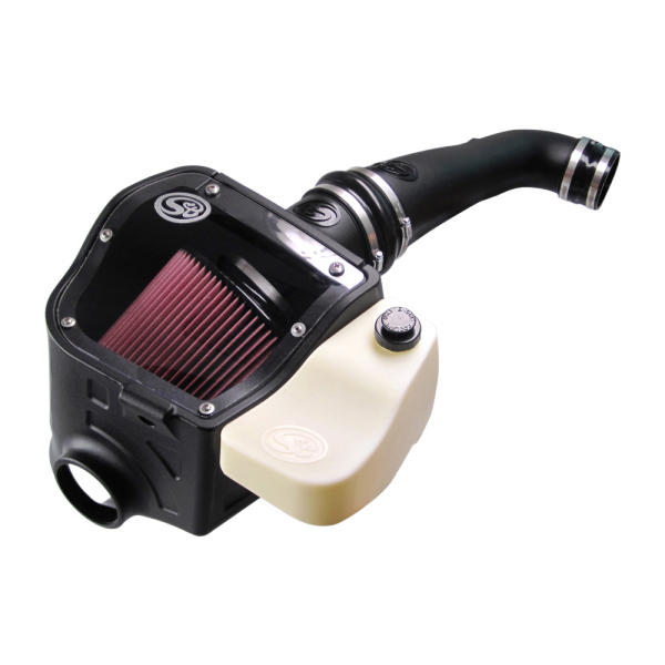 Cold Air Intake For 2009 2010 Ford F 150 Raptor 5 4l