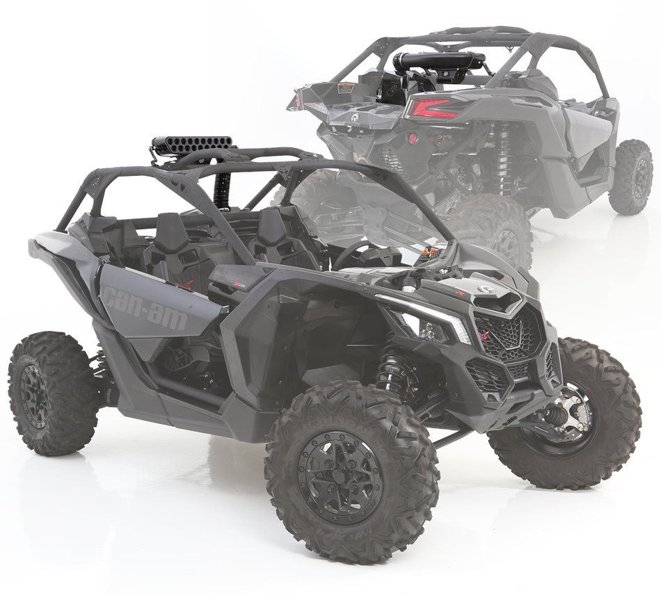Particle Separator for 2017-2020 Can-Am Maverick X3