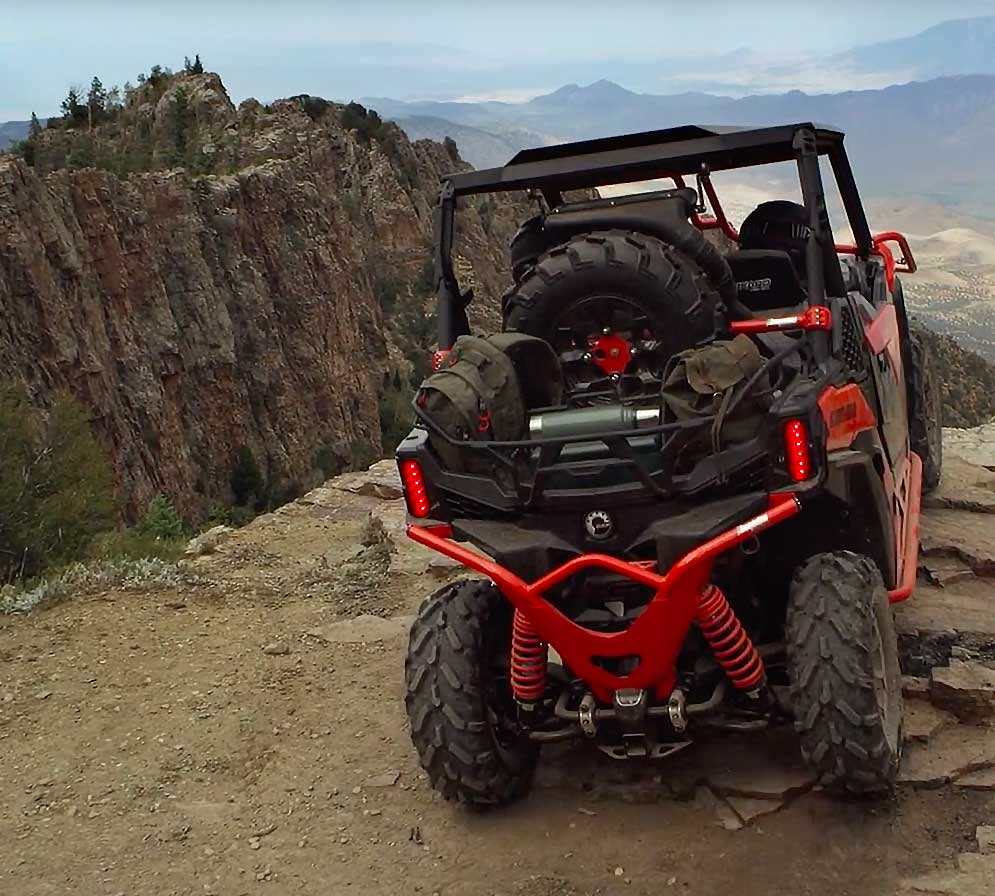 Particle Separator for 2018-2019 Can-Am Maverick Trail & Sport