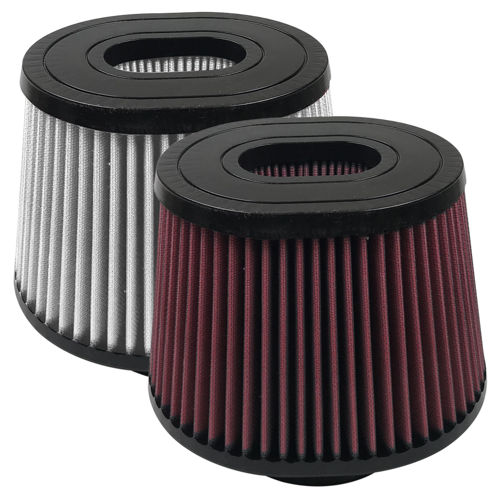 S/&B Cold Air Intake Dry Replacement Filter KF-1036D